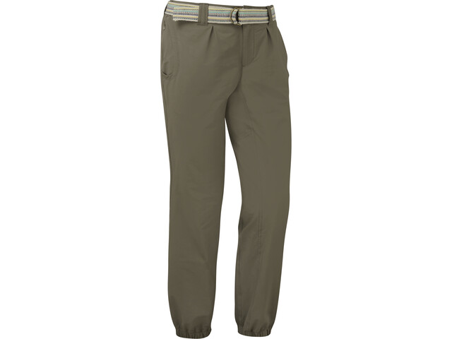 Sherpa Mina Ankle Pants Damen saang brown